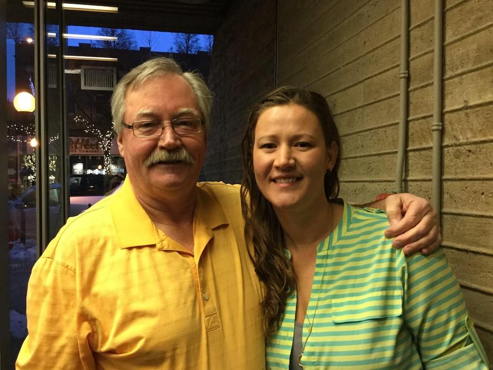 Glenn Grant et Lisa Strachan, Kamloops, Colombie-Britannique