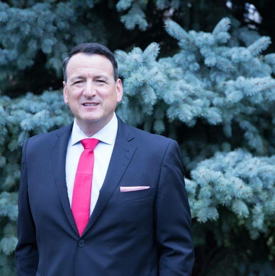 Greg Rickford candidat PC Ontario Kenora-Rainy River