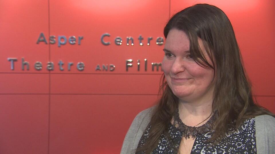 Hope McIntyre, directrice artistique des productions Sarasvatì