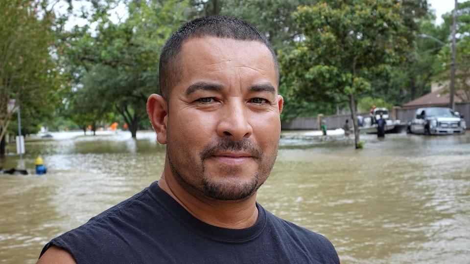 Jose Gutierrez prendra quelques heures de congé de sauvetage vendredi pour aller voir les Astros de Houston.