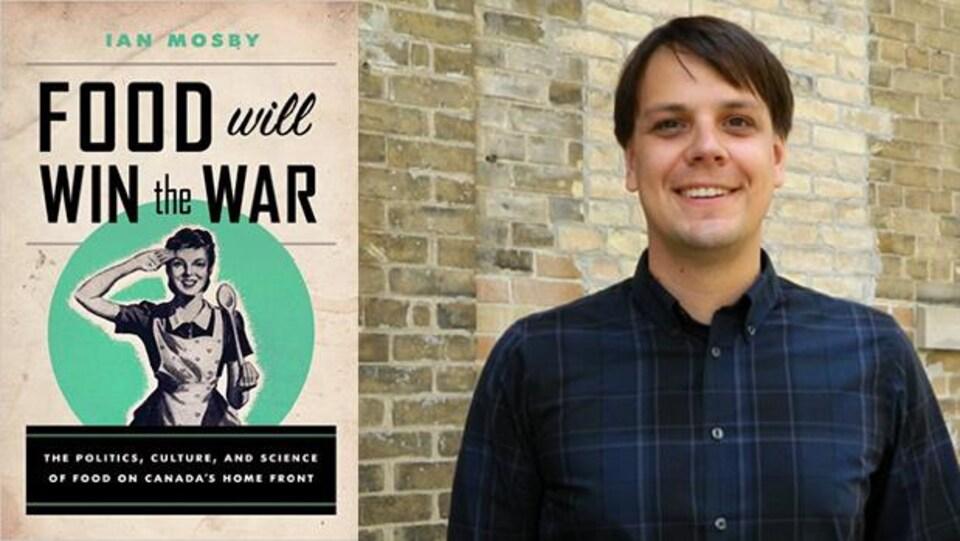 Le chercheur en histoire de l'alimentation de l'Université de Toronto Ian Mosby