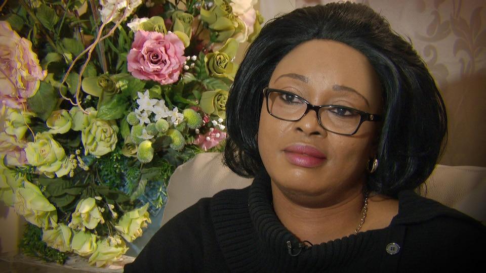 Marie-Flore Kapamba en entrevue avec Brigitte Bureau