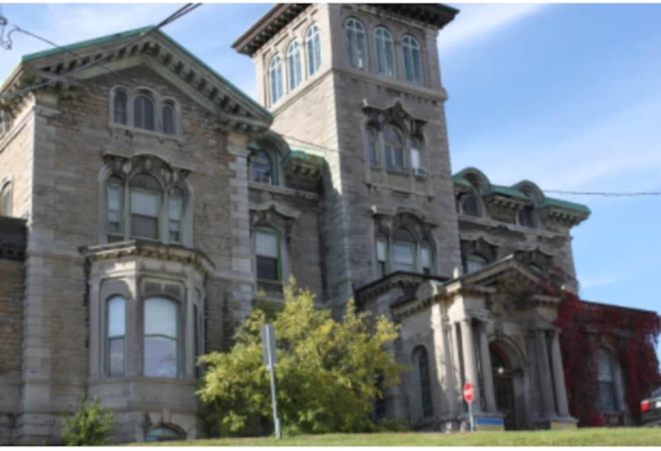 L'Institut Allan Memorial à Montréal
