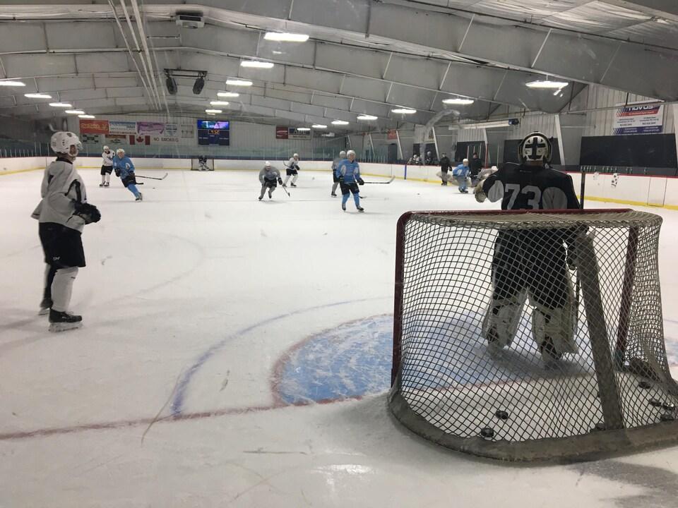 Les Islanders de Charlottetown sont 4e de l'association de l'Est à la mi-novembre.