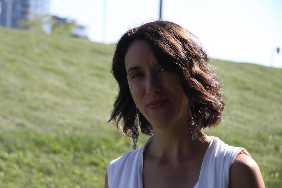 Jacynthe Ledoux, avocate spécialisée en droit autochtone et en droit de l'environnement.