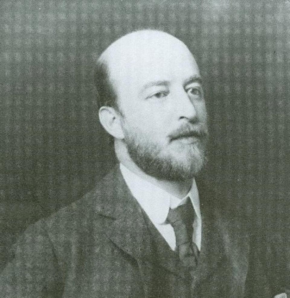 un portrait de James Wilson Morrice