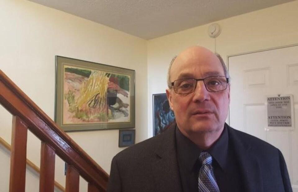John Rimore est directeur de la société John Howard à Sudbury.
