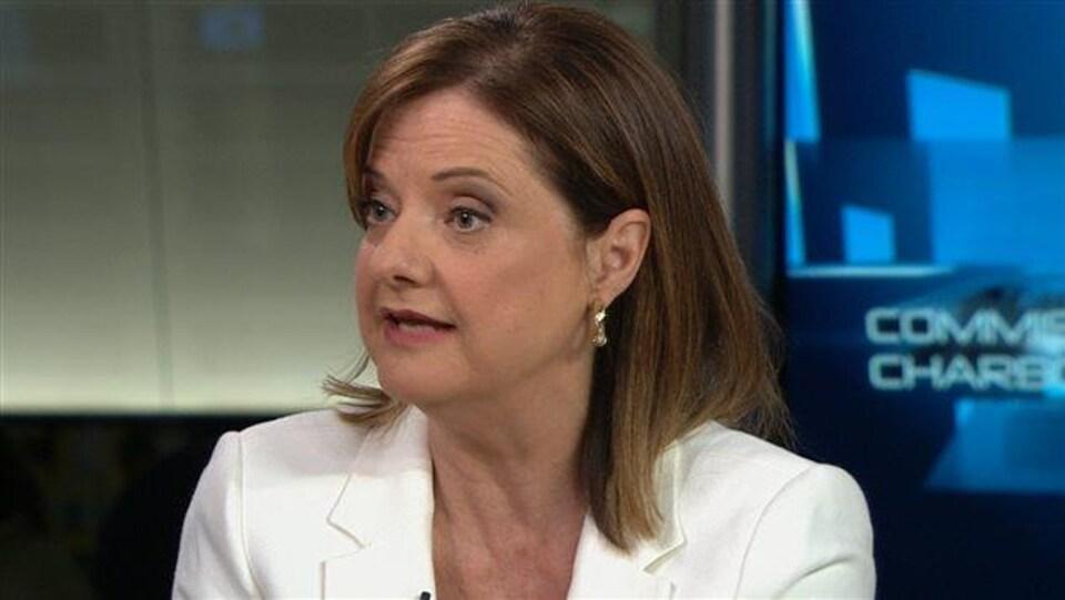 La juge à la retraite Suzanne Coupal a analysé les travaux de la commission Charbonneau pour Radio-Canada.