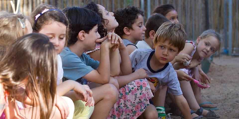 The Kindergarten Teacher, de Sara Colangelo