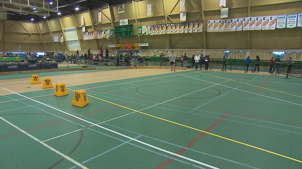 A safer hammer throw in Sherbrooke