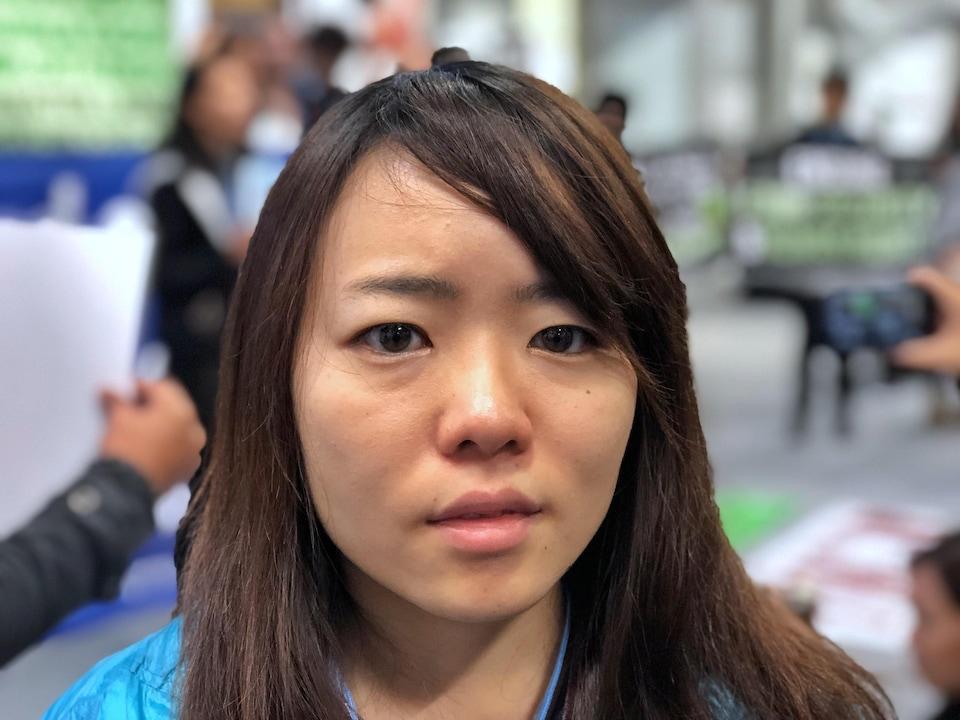Ayumi Fukakusa, Friends of the Earth, Japon.