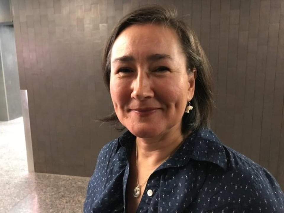 Lisa Koperqualuk.