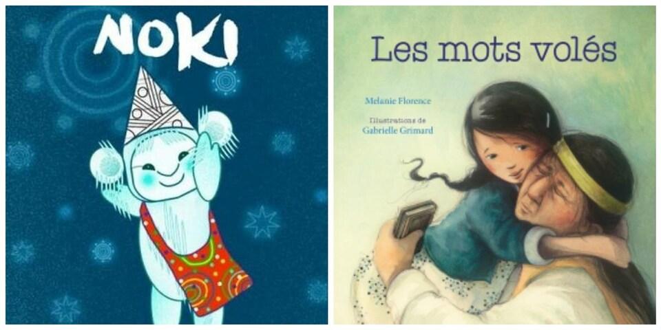Recommandations de littérature autochtone pour enfants