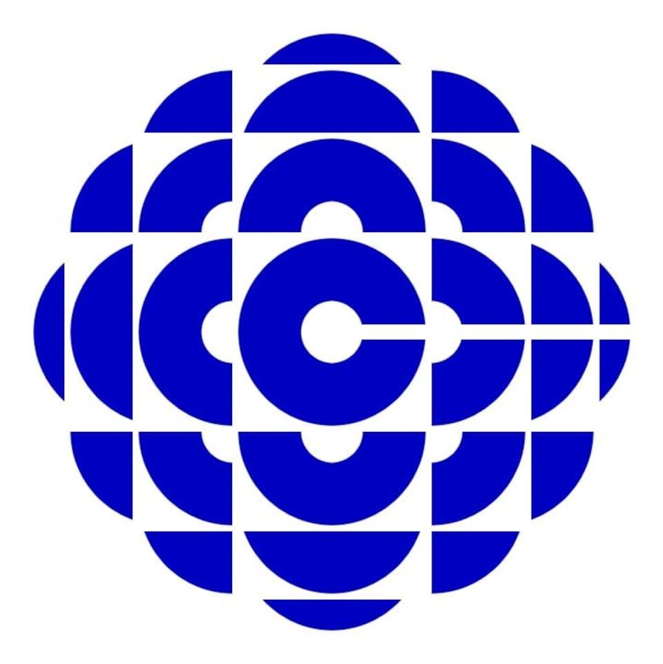 Logo circulaire représentant la lettre C de Radio-Canada diffusée dans toutes les directions.