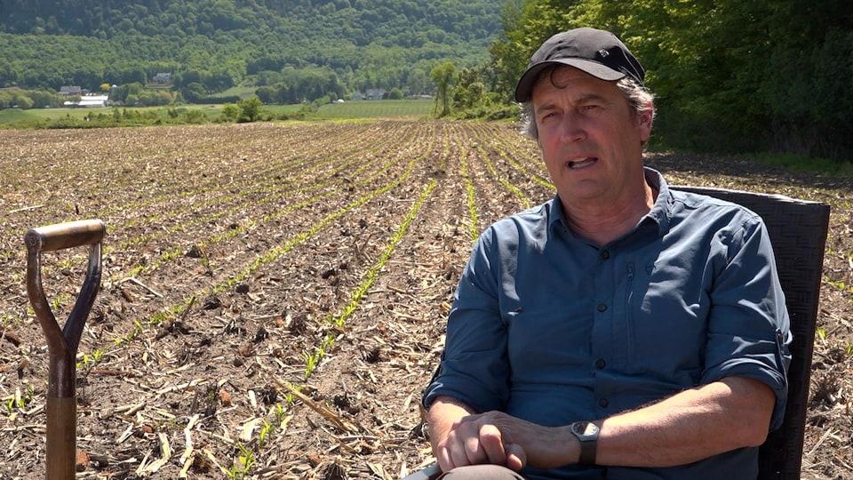 L'agronome Louis Robert
