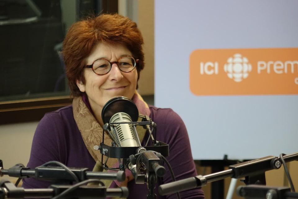 Louise Bouchard, professeure à l'Université d'Ottawa et chercheuse à l'Institut du savoir Montfort