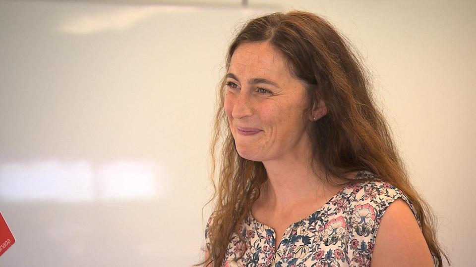 Marie-Ève Vaillancourt, adjointe à la direction des études au cégep de Sept-Îles