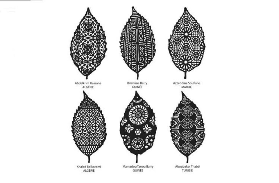 Les feuilles représenteront les six victimes de l'attentat à la mosquée