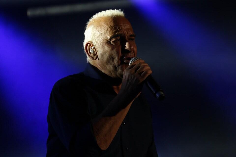 Michel Fugain a notamment offert ses chansons les plus connues aux spectateurs du FestiVoix.