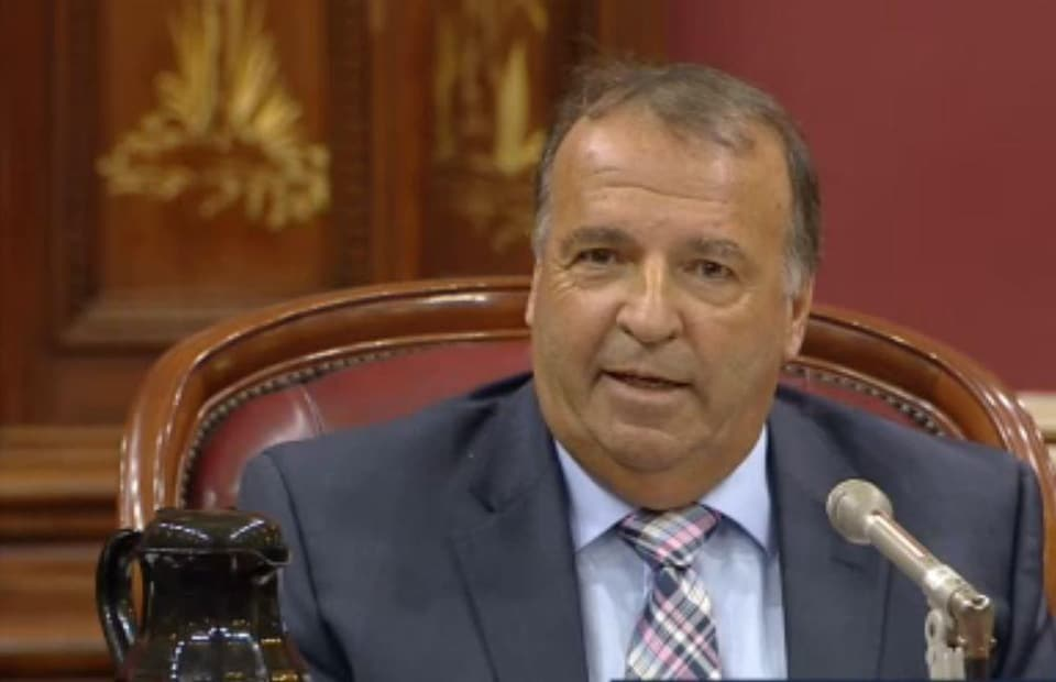 Le président de la division Cannabis de NeptuneTechnologies & Bioressources, Michel Timperio.