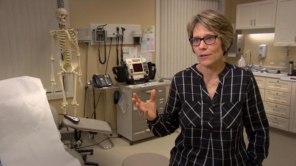 Michelle Dow est directrice-médicale au Centre de santé de Clare.
