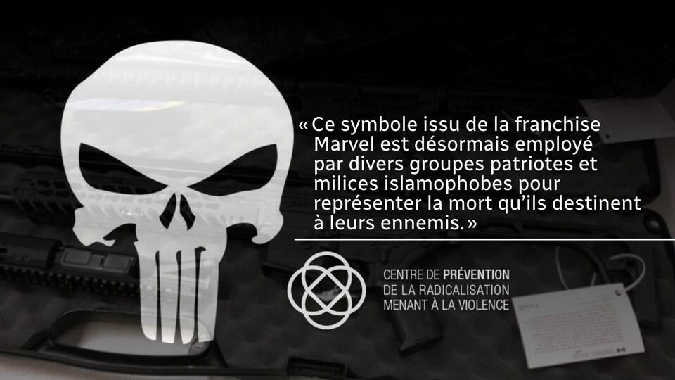 L'historique du symbole utilisé.