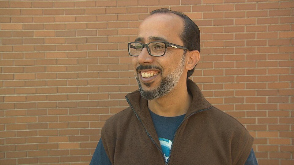 Mohamed Shamry, un résident de l'État du Nevada.