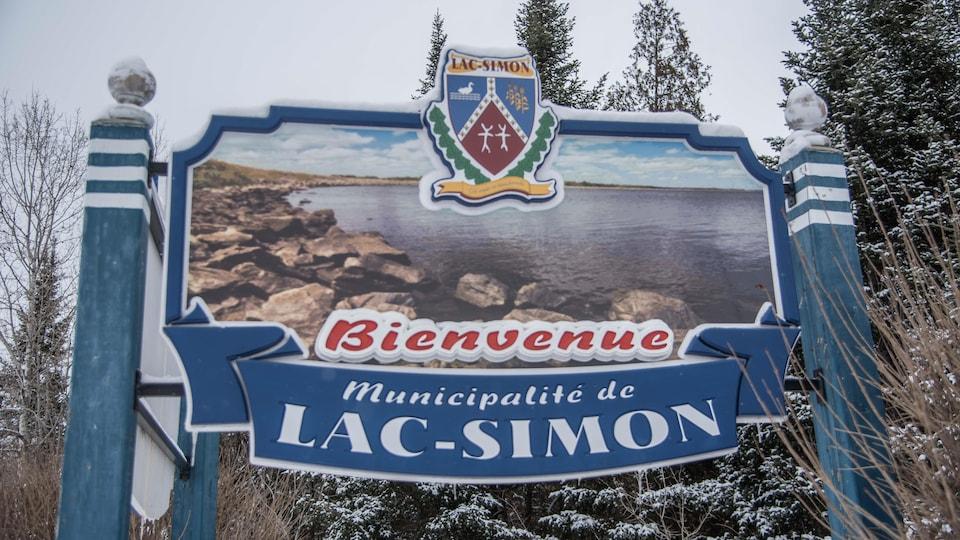 La Municipalité de Lac-Simon