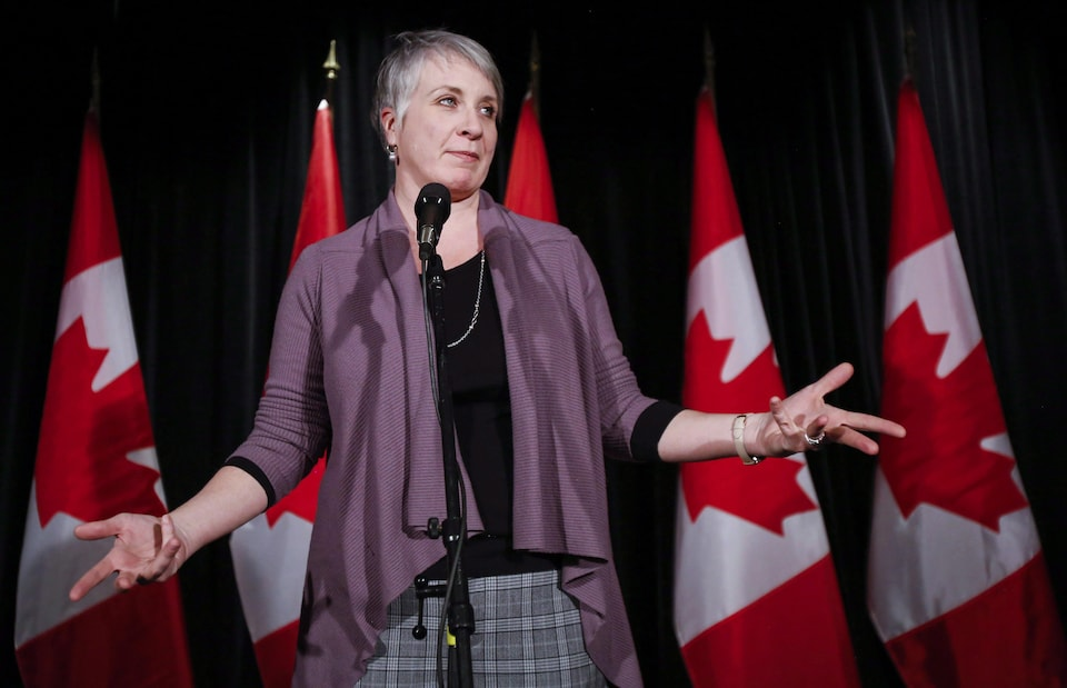 Patty Hajdu.