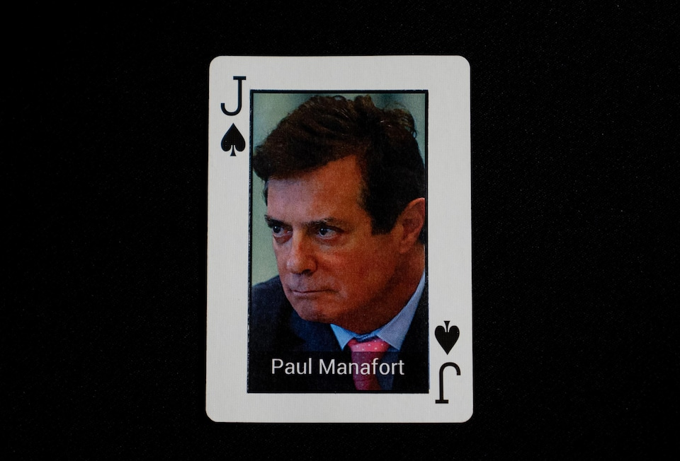 Carte de Paul Manafort