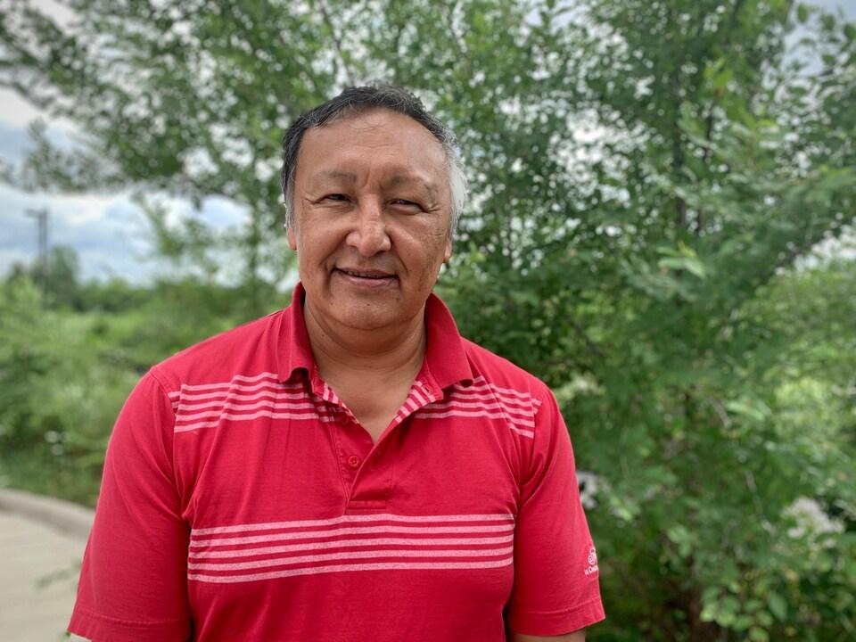 Paul Okalik habite aujourd'hui à Iqaluit.