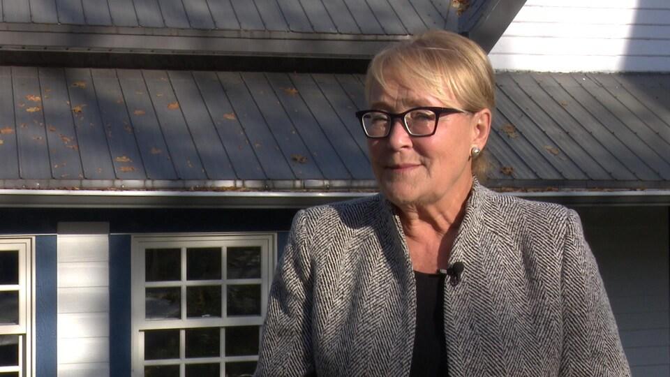 Pauline Marois, ex-première ministre du Québec