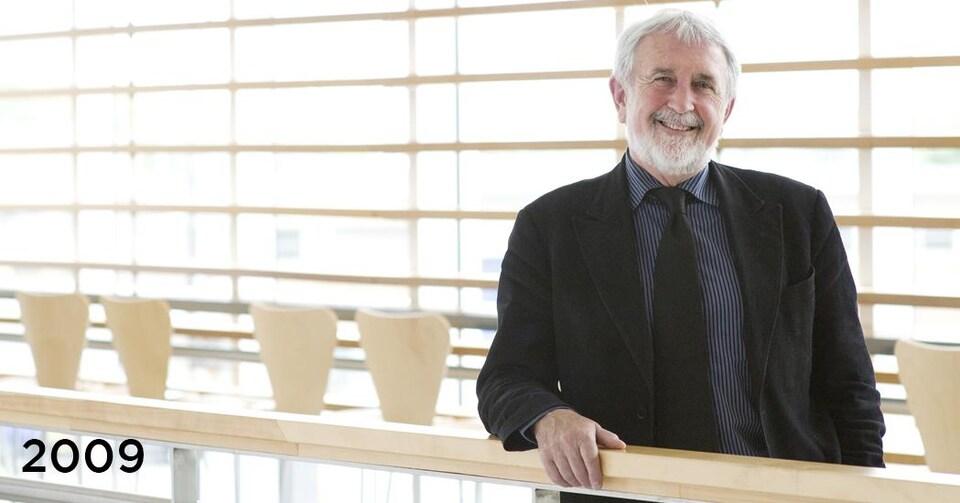 Pavel Hamet, titulaire de la Chaire de recherche du Canada en génomique prédictive de l'Université de Montréal