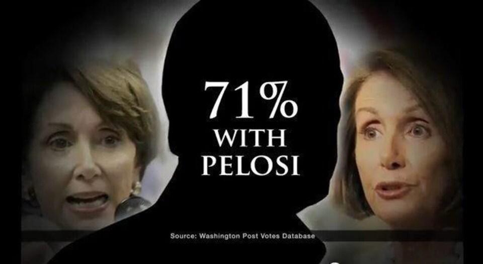 Extrait d'une publicité du National Republican Congressional Committee
