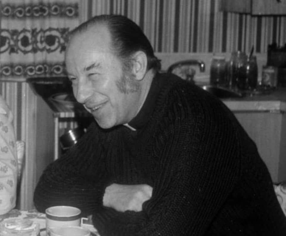 Le père Alexis Joveneau