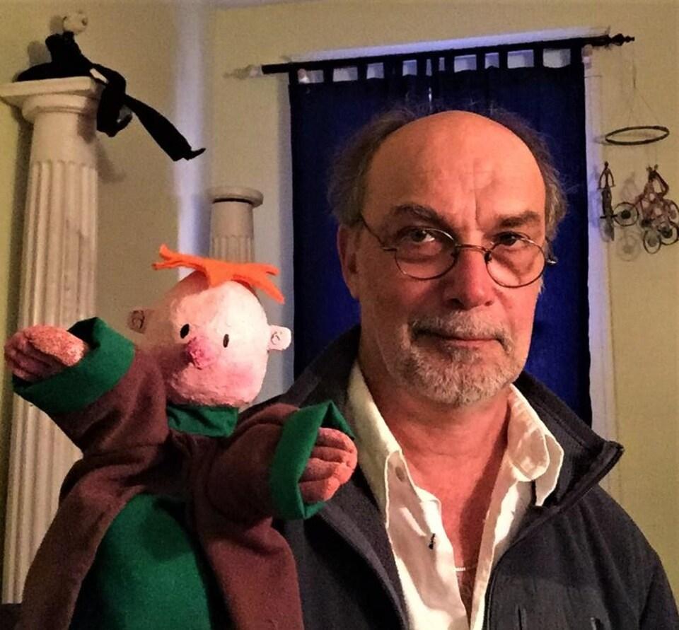 L'auteur Philippe Chauveau