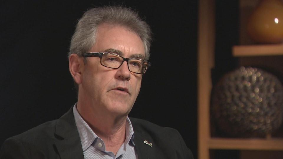 Piers Handling, le directeur général du TIFF