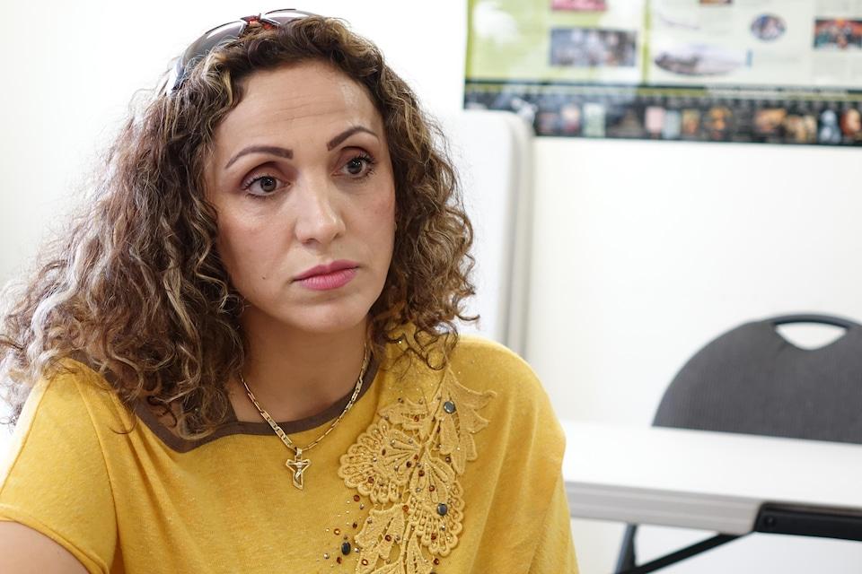 Darin Deeb, Syrienne installée à Laval.