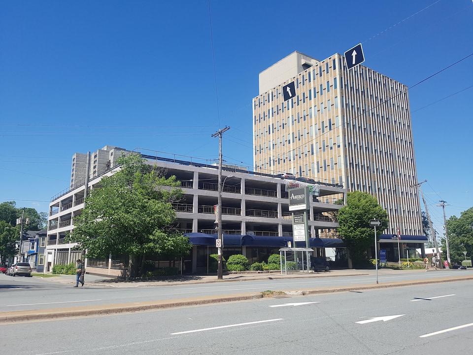 6009-6017 Quinpool Road, Halifax.