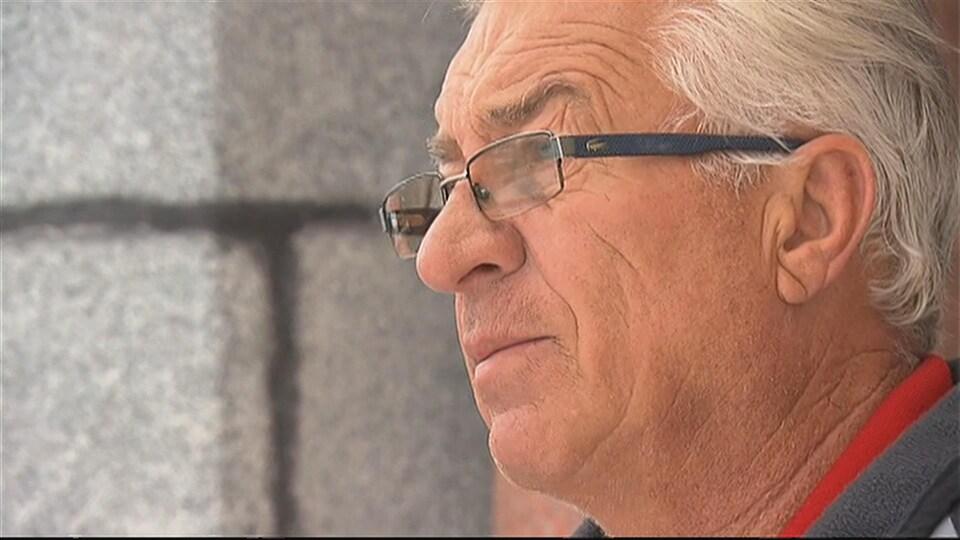 Raymond Lafontaine a perdu quatre proches dans la tragédie, dont son fils, deux belle-filles et une employée.