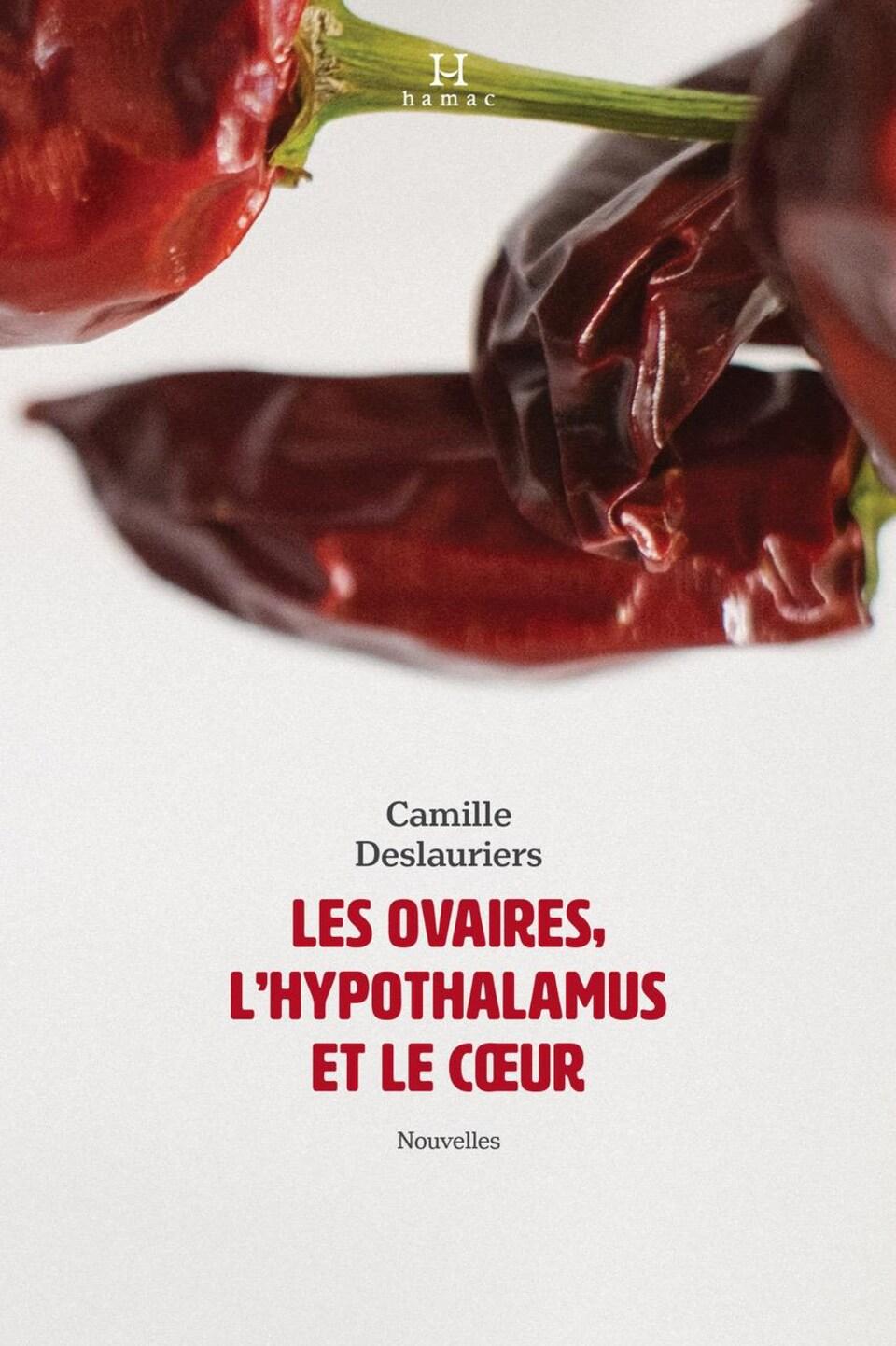 Couverture du livre de Camille Deslauriers