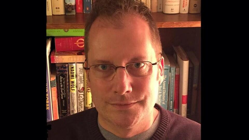 Rice Fuller, directeur des services de soutien psychologique à l'Université du Nouveau-Brunswick à Fredericton