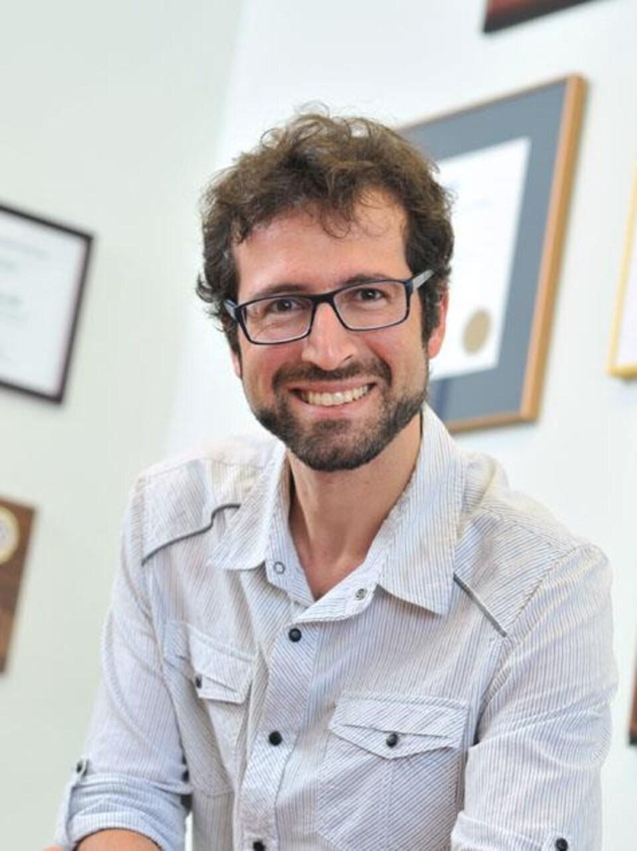 Richard Khoury, professeur agrégé au département de Génie logiciel de l'Université Laval