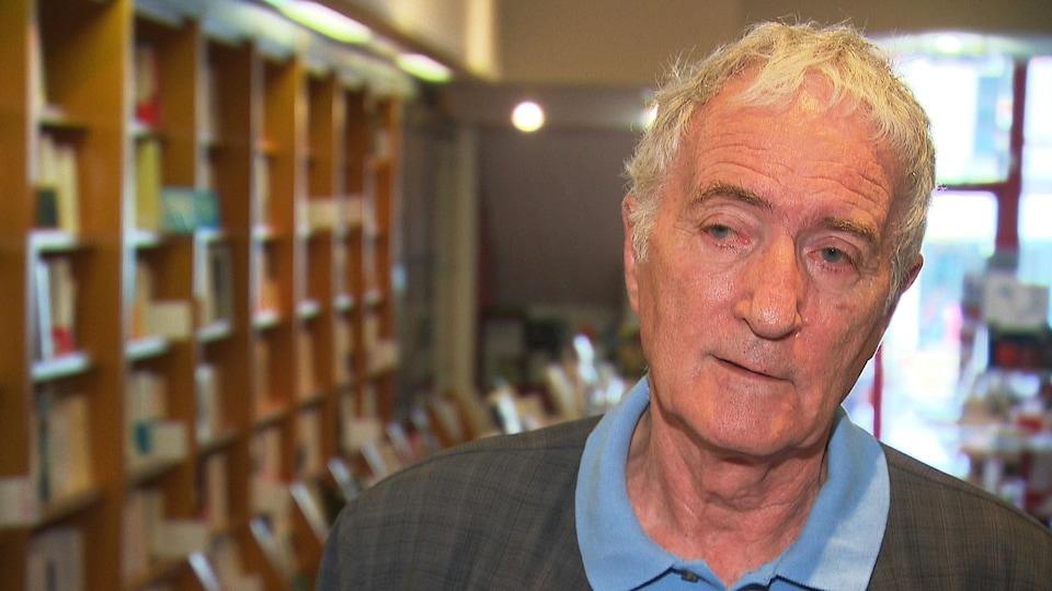 Rolf Puls, éditeur chez Gallimard