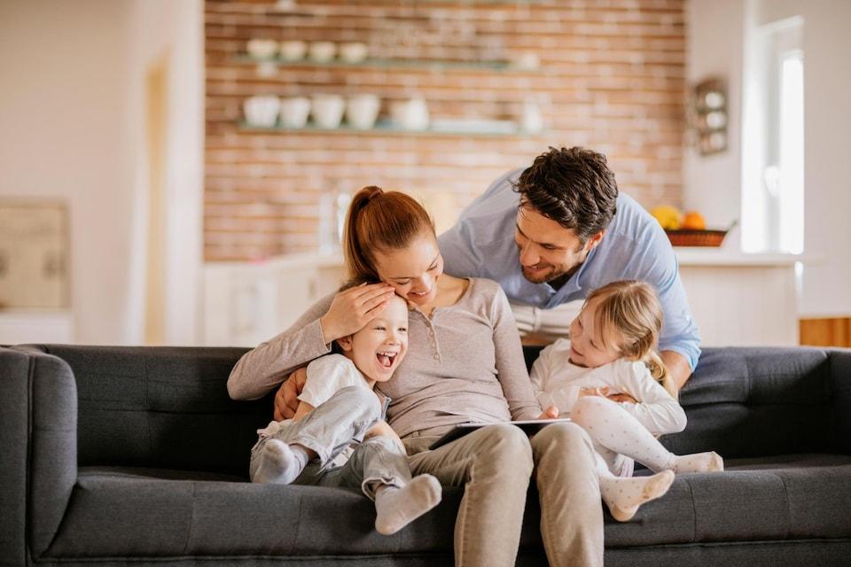 La présence d'un père a un effet positif sur le développement cognitif de l'enfant.