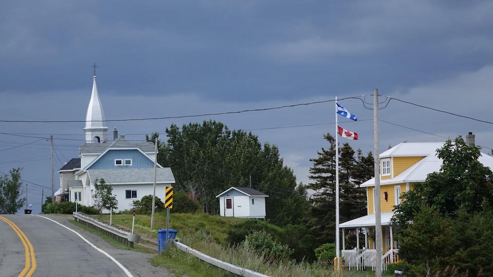 Sainte-Madeleine-de-la-Rivière-Madeleine