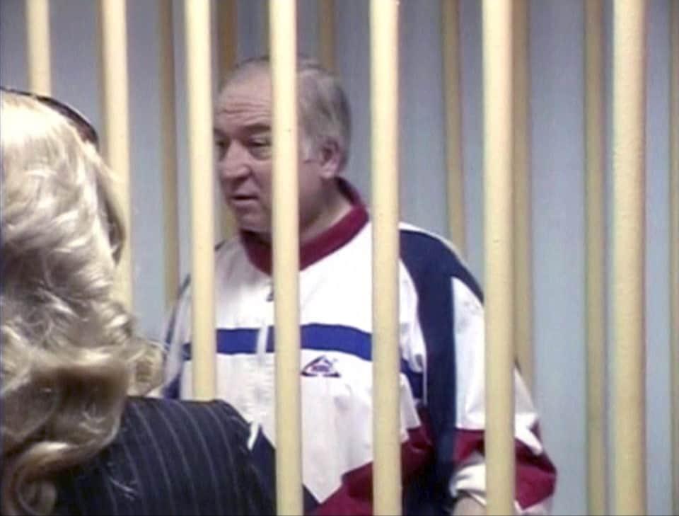 En 2006, l'ancien agent russe, Sergueï Skripal, était  derrière les barreaux. Il attendait son procès.