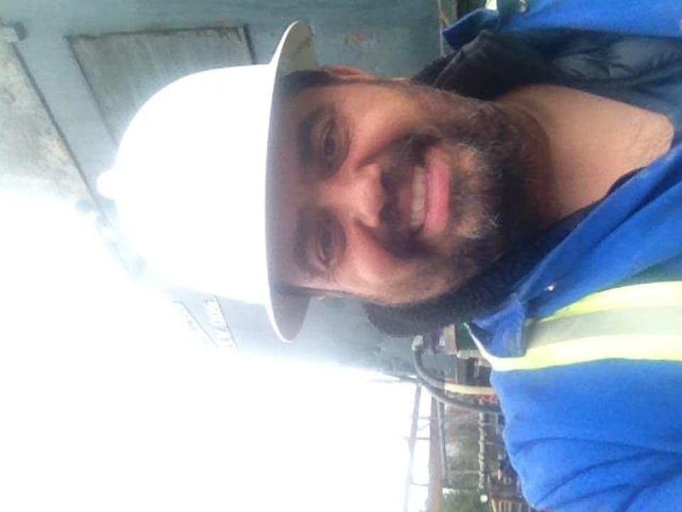 Mario Lévesque, directeur du développement des affaires, Ressources et énergie Squatex