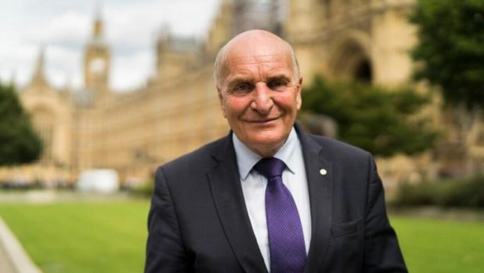 Le député travailliste de l'ouest de Londres, Steve Pound