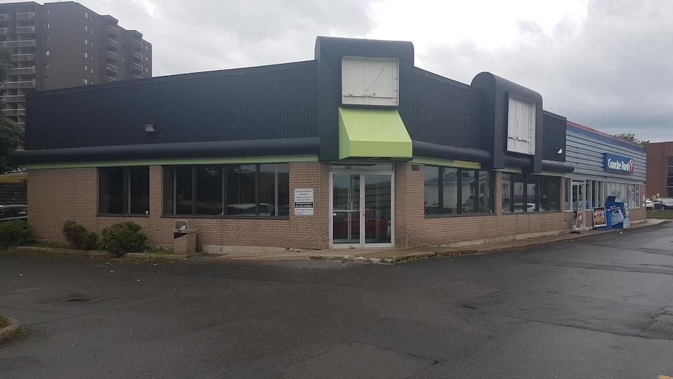 La Société québécoise du cannabis ouvrira une succursale dans un local du chemin Sainte-Foy